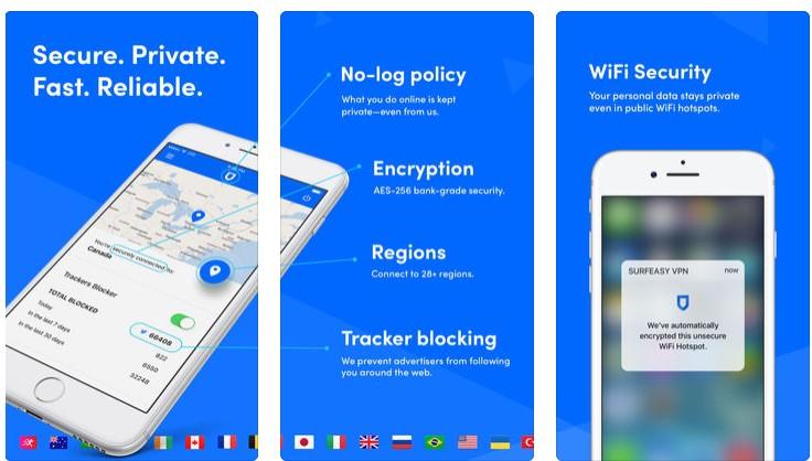 iPhone için VPN uygulamaları indir | En iyi 10 Ücretsiz VPN 2