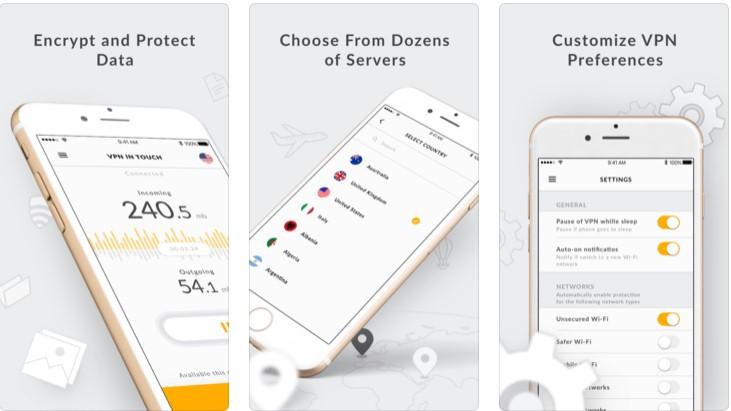 iPhone için VPN uygulamaları indir | En iyi 10 Ücretsiz VPN 5