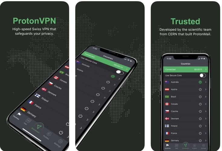 iPhone için VPN uygulamaları indir | En iyi 10 Ücretsiz VPN 8