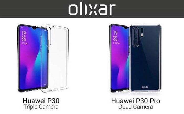 Huawei P30 3 arka kamerayla geliyor | Kaç MP? 1