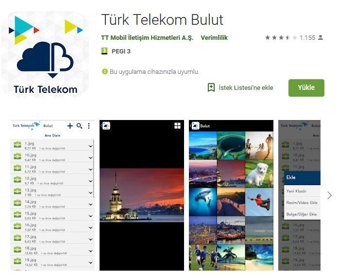Türk Telekom rehber yedekleme nasıl yapılır? | TT Bulut 1
