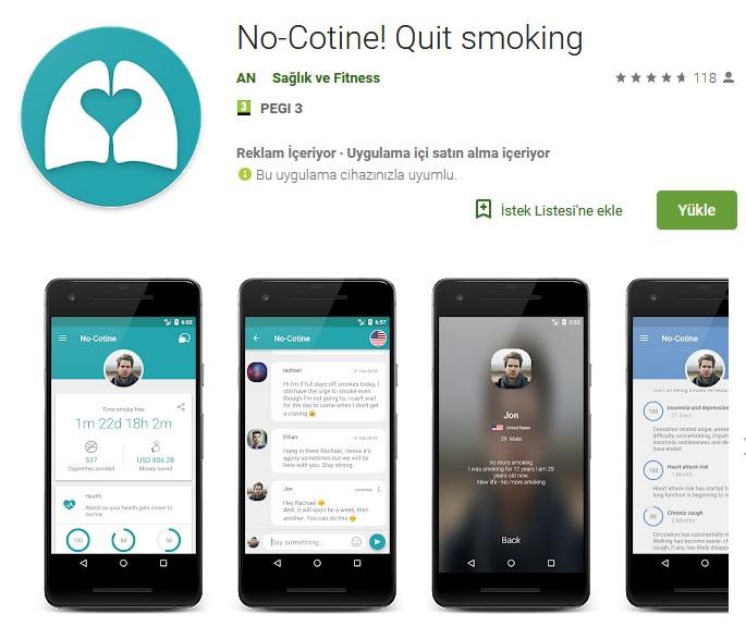 Sigara bırakma uygulamaları indir | Etkili Yardımcı Araçlar 5