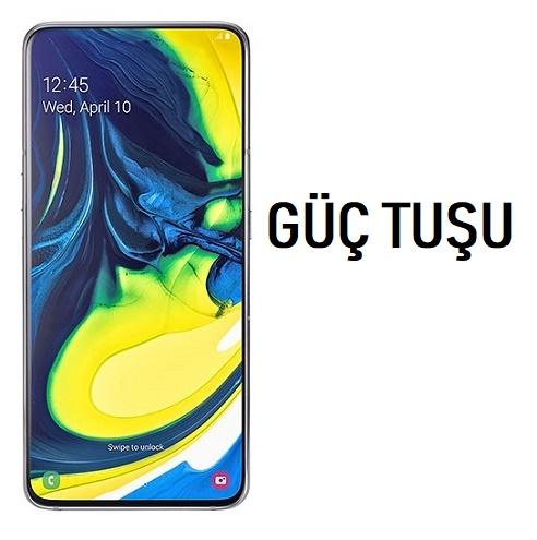 Galaxy A80 nasıl format atılır? 5