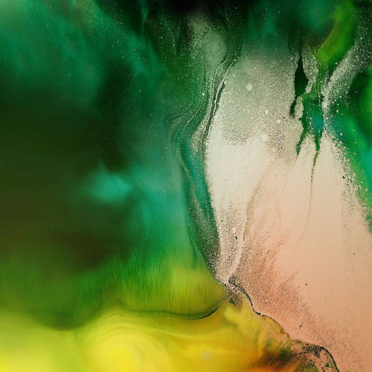 Galaxy A50 Duvar Kağıdı Yeşil