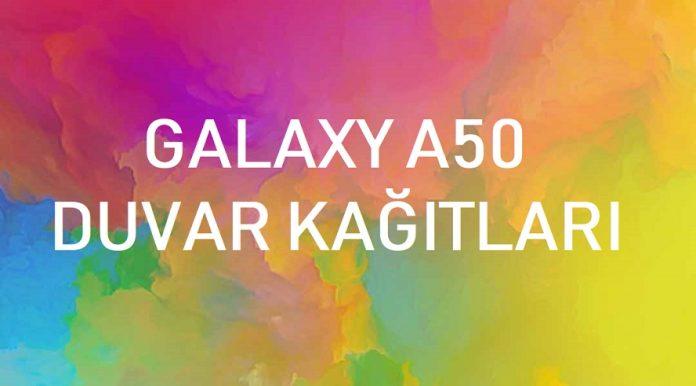 Samsung Galaxy A50 Duvar Kağıdı