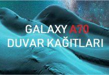 Samsung Galaxy A70 Duvar Kağıdı