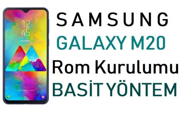 galaxy-m20-rom-kurulumu
