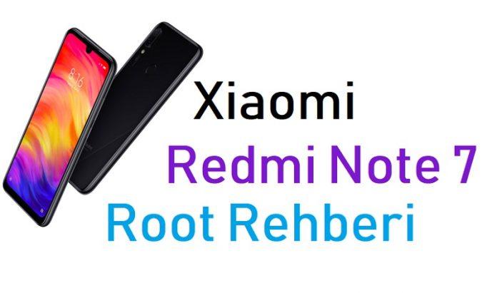 Xiaomi Redmi Note 7 Root