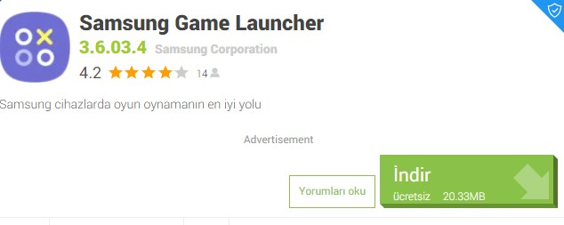 Game Launcher apk