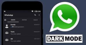 WhatsApp karanlık mod nasıl yapılır? 2