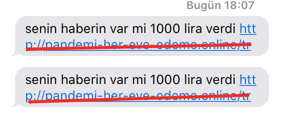 """""""Senin haberin var mı 1000 lira verdi"""" virüsü nedir, nasıl temizlenir? 2"""