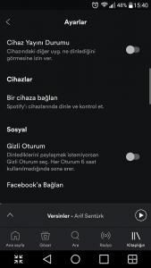 Spotify başka bir cihaza nasıl bağlanır? (Desktop, Telefon) 10