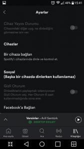 Spotify başka bir cihaza nasıl bağlanır? (Desktop, Telefon) 9