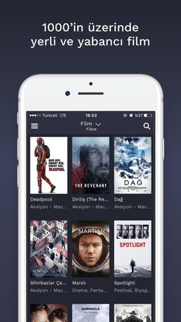 BluTV indir - Canlı Televizyon Uygulaması 7