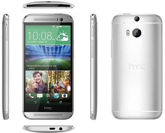 HTC-M8-ekran