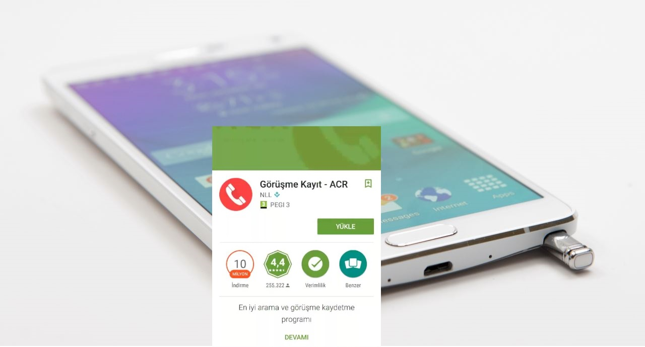 Google Play Store nasıl indirilir?