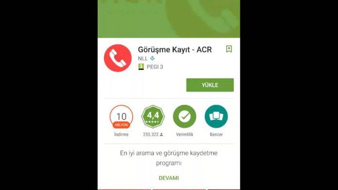 nokia telefon görüşmelerini kaydetme programı