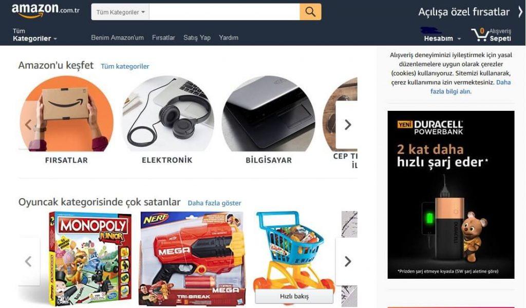 Amazon Türkiye açıldı, Nasıl kullanılır? Bilinmesi gerekenler 2