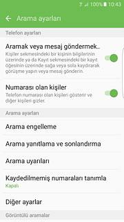 Galaxy S8 ve Galaxy S8 Plus arama bekletme ayarları 9
