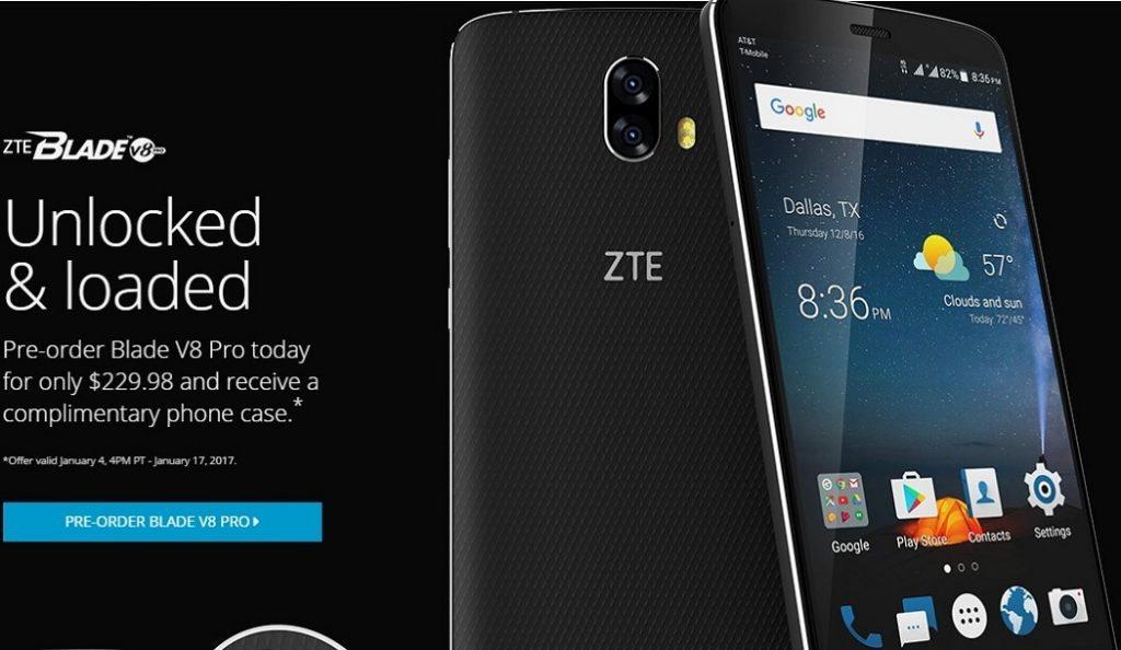 ZTE Blade V8 Pro özellikleri ve fiyatı 2