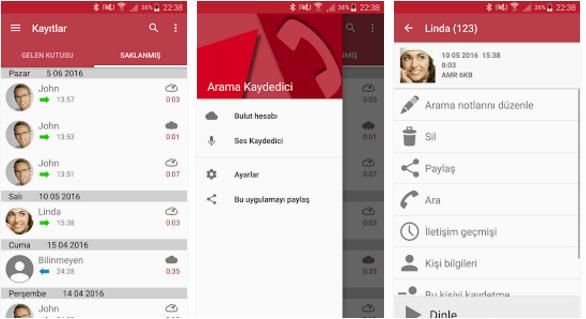 Android'de telefon görüşmesi otomatik nasıl kaydedilir? 1