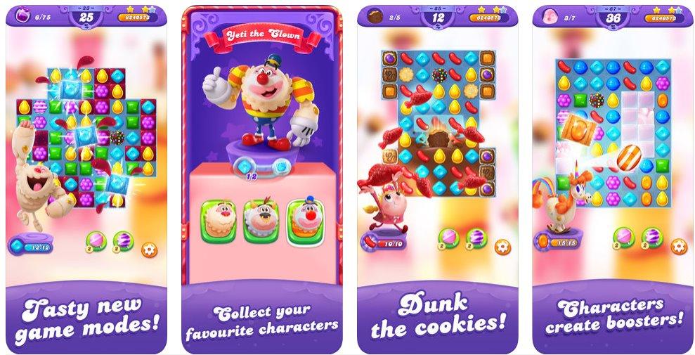 Candy Crush Friends Saga indir 4