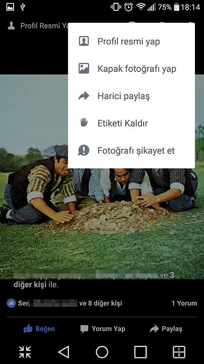 Facebook'ta fotoğraf nasıl silinir? 6