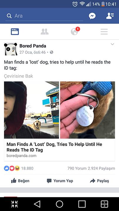 Android'de Facebook hesabı nasıl dondurulur? 6