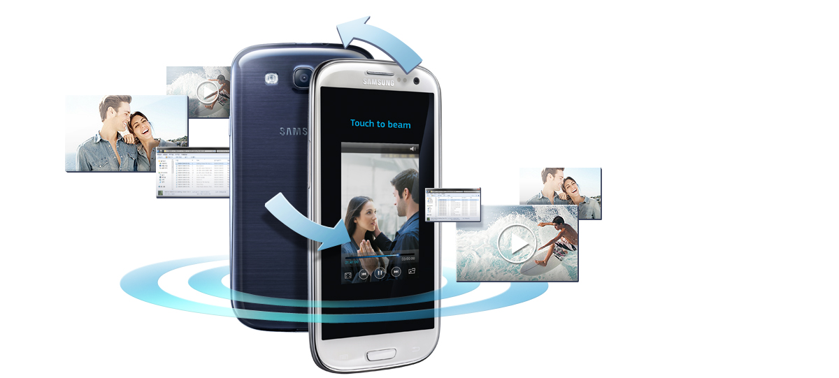 Yeni Samsung Galaxy 3s büyülüyor 3