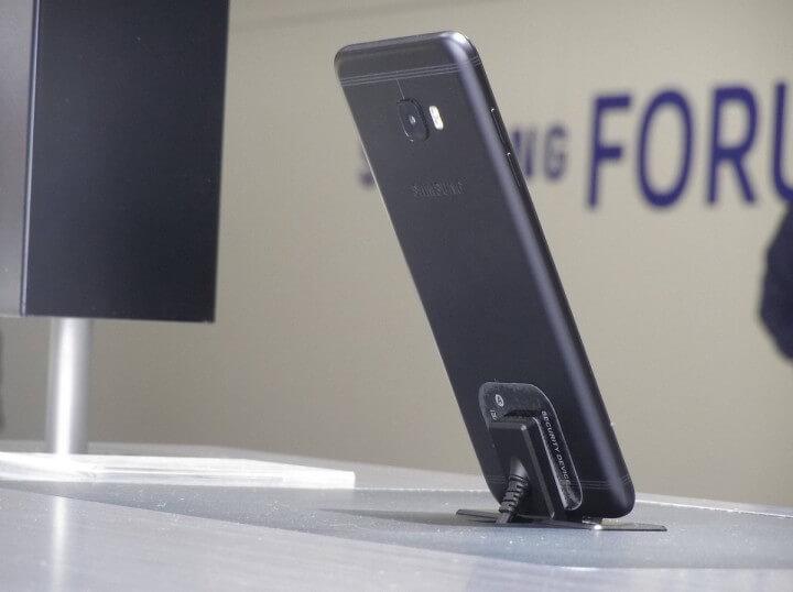 Samsung Galaxy C5 Pro ortaya çıktı: Özellikler ve fiyat 8