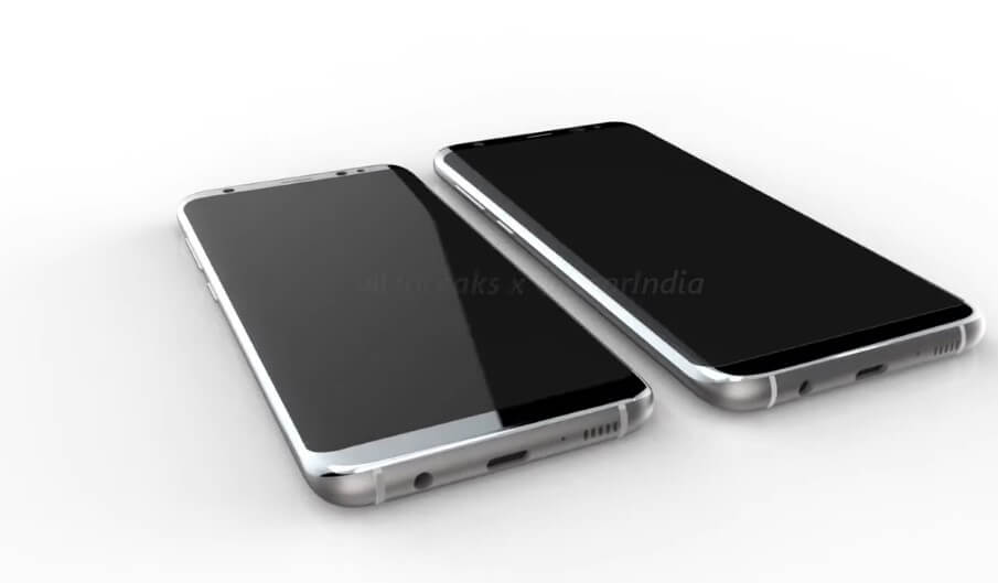 Galaxy S8 karşımıza bu tasarımla çıkabilir 2