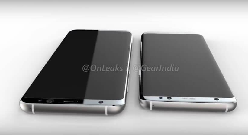 Galaxy S8 karşımıza bu tasarımla çıkabilir 3