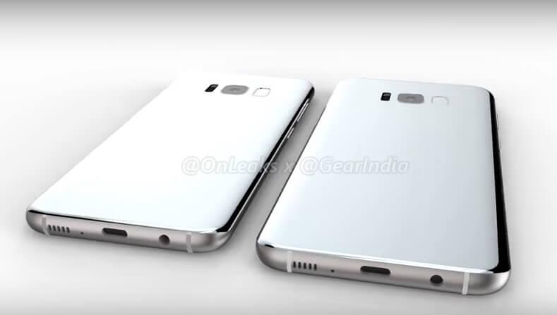 Galaxy S8 karşımıza bu tasarımla çıkabilir 4