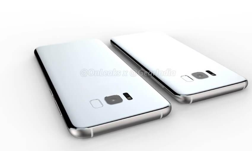 Galaxy S8 karşımıza bu tasarımla çıkabilir 5