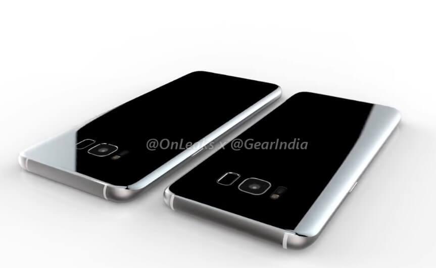 Galaxy S8 karşımıza bu tasarımla çıkabilir 1
