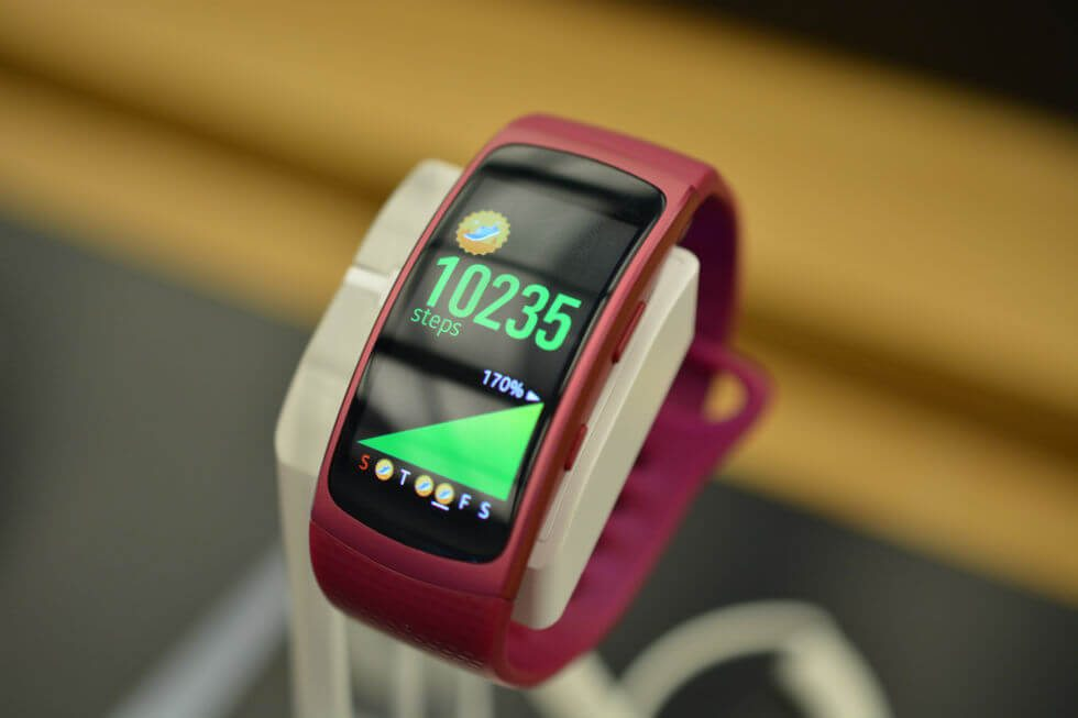 Samsung Gear Fit 2 özellikleri ve Türkiye fiyatı 1