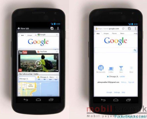 google-chrome-android-mobilkaynak