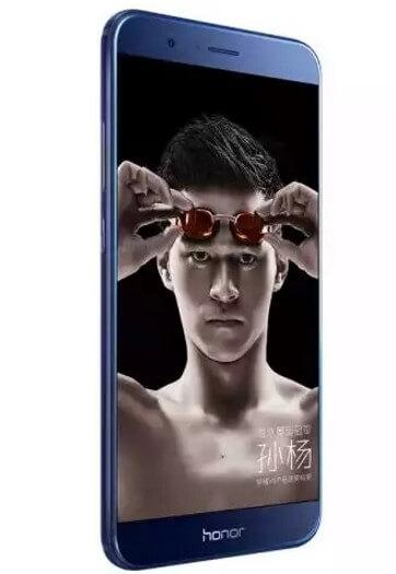 Çin'deki adıyla 6GB Ram'li Honor V9 resmen tanıtıldı 5