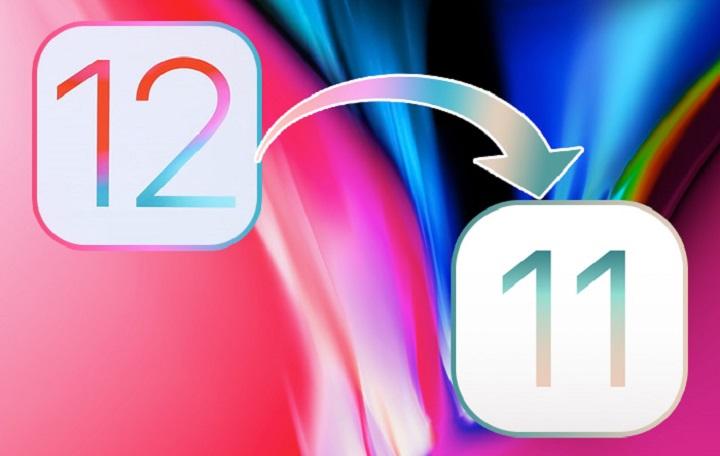 iOS 12'den iOS 11.4.1'e nasıl dönülür?