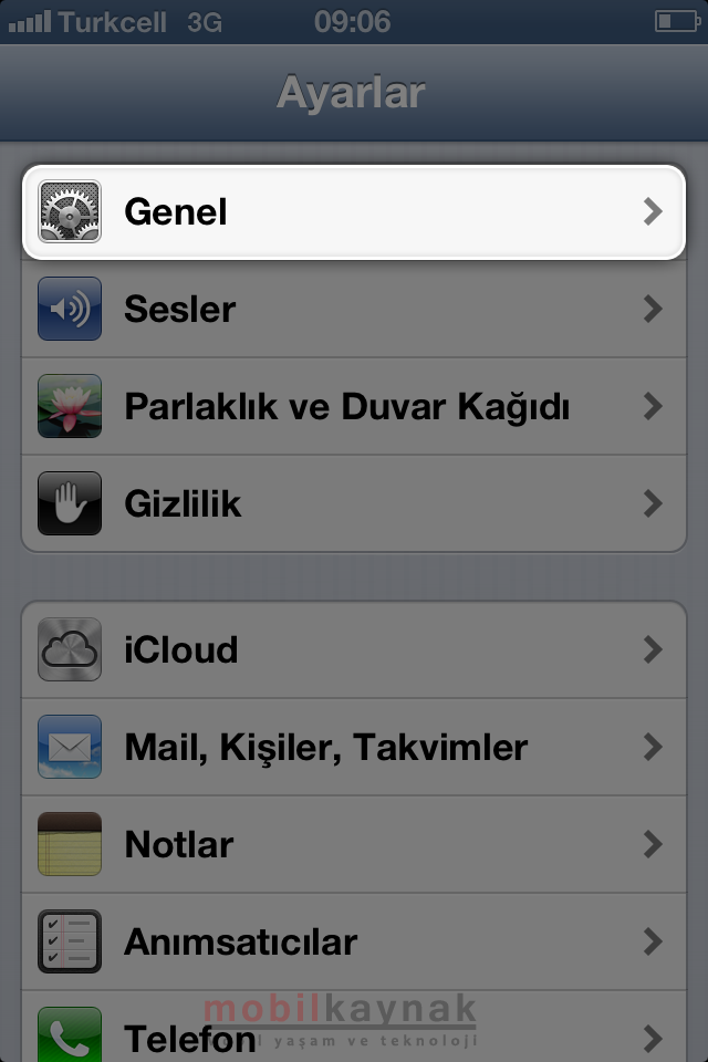 iphone-4-internet ayari-mobilkaynak
