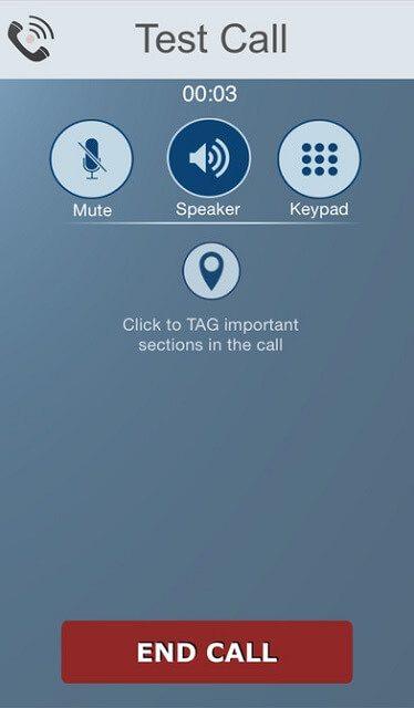 Call Recorder - IntCall indir (iOS) 5