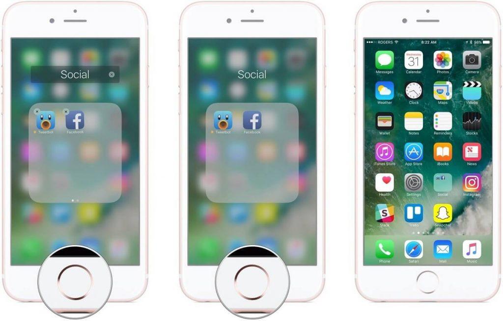 iPhone'da klasör oluşturma ve gruplandırma nasıl yapılır? 1