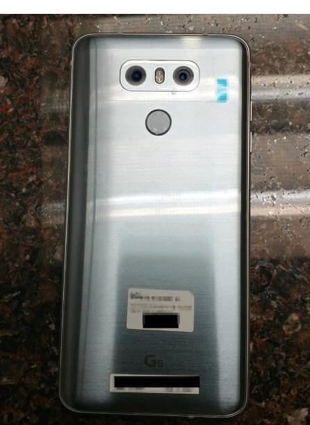 LG G6'nın en net görüntüsü sızdırıldı 4