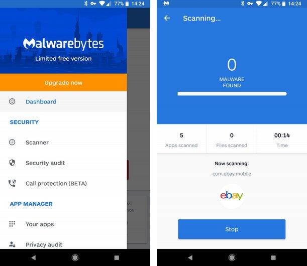 Android virüsleri formatsız nasıl kaldırılır? 4