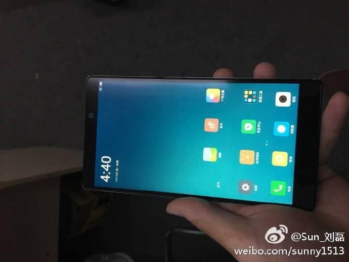 Xiaomi Mi 6 görünümü ortaya çıktı & özellikler 4