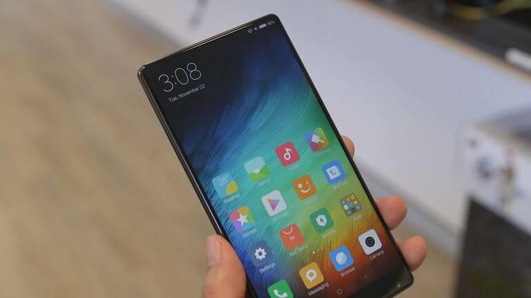 Xiaomi Mi Mix özellikleri ve fiyatı 11