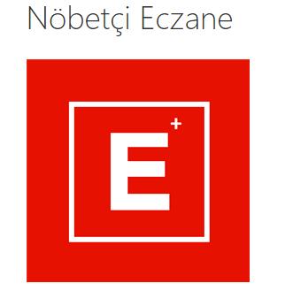 Nöbetçi Eczane uygulaması indir (Windowsphone)