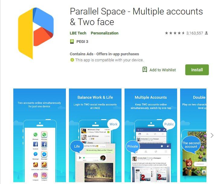 Android'de aynı uygulama iki kez nasıl açılır? 10