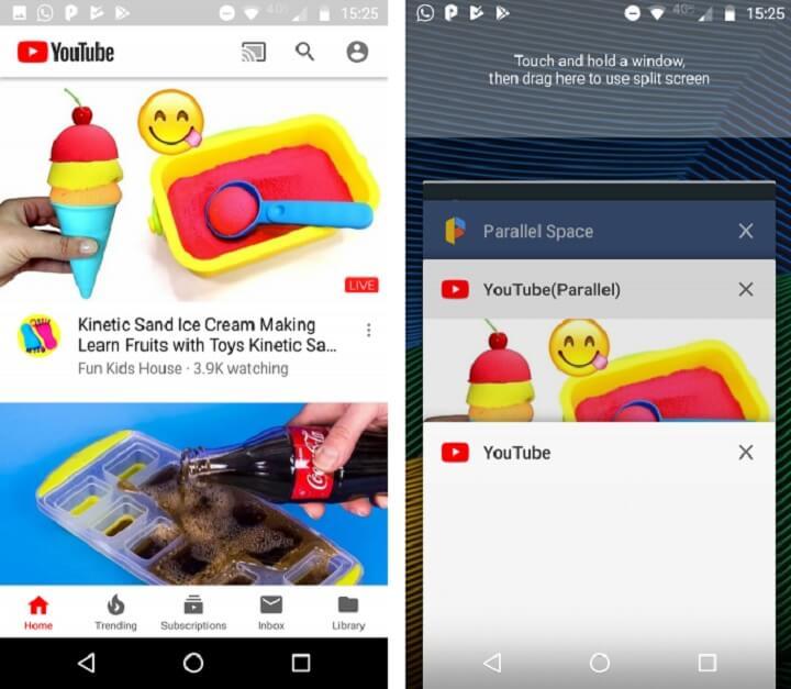 Android'de aynı uygulama iki kez nasıl açılır? 12