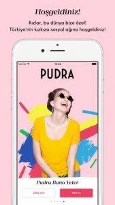 Pudra indir - Türkiye'nin Kız Kıza Sosyal Ağı 10